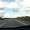 Anfahransicht ,ab hier auf Tempo 12 Km/h reduzierte Geschwindigkeit...