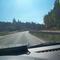 Fahrtrichtung Chemnitz. Nachdem wir ab der Kreuzung ein Schild mit 30 km/h an der Überfahrt auf eine Spur der anderen Fahrtrichtung hatten, danach ein 60 km/h-Schild, 50 m später ein 50 km/h Schild direkt unter der Eisenbahnbrücke und der eigentlichen Baustelle, bekommen wir hier wieder ein 60 km/h-Schild. Sehr verwirrend.