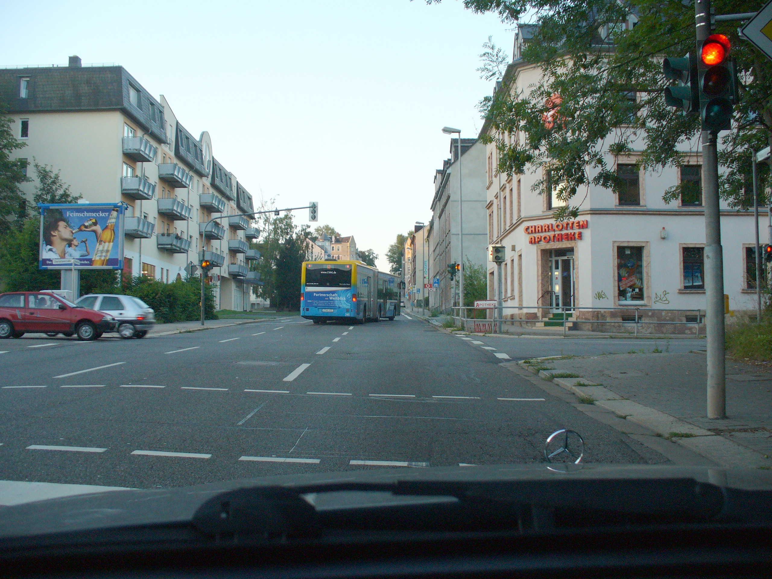 Clausstr Chemnitz