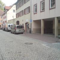 Meßbus: Silberner Vivaro VS-WD 844. Gruß an den Meßangestellten!