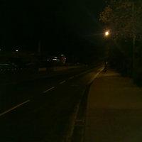 Die Säule steht in Richtung Hofheim, blitzt aber beide Seiten. Sorry auch nur Nachtbilder