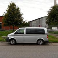 VW T5 mit Einseitensensor ES 3.0 in Rtg. stadteinwärts...