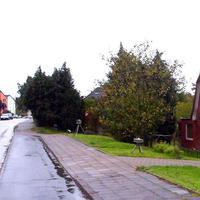 """""""Tatort"""" Herrendamm Nr.22 in Fahrtrichtung zur Tondernstrasse / Schönböckener Strasse..."""