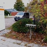 """VW T5 und ES 3.0 an der Bus Haltestelle """"WAlkmühlenweg.""""..."""