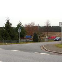 """Übersicht des """"Tatort"""" in Selmsdorf aus Fußgängersicht..."""