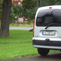 Ein verdächtig da stehendes Fahrzeug aus Bad Tölz??