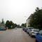 Hier wurde im Rahmen des Schulbeginns die Geschwindigkeit direkt vor dem Schulgebäude überwacht.