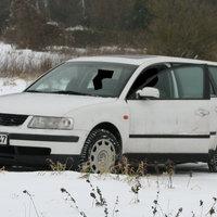 Messfahrzeug der Polizei Stralsund