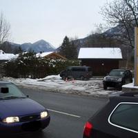Nach langer Sperrung dieser Meßstelle durch die Stadt Oberau wird hier wieder mit ESO gemessen.
