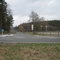 Rechts endet Hausen, links liegt Heroldsbach.