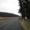 Ca. 700m nach der Ortsausfahrt Wimmalbach - dort stand das einzige 70er Schild auf der 1,2km langen Strecke.