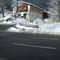 Hier die ESO 3.0 in Richtung Garmisch-Partenkirchen. Jaaaaaaaa,das war die 3.0 auf der anderen Straßenseite vom Meßbus. Warum sieht man auf den nachfolgenden Bildern.