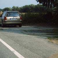 ...mit dem Golf 4 Variant (SN-KY 48).
