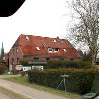Aus Bliesdorf kommend in Fahrtrichtung Lübeck fahrend sieht man den ES 3.0 Einseitensensor und den VW T5 bereits...