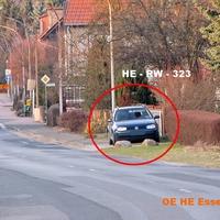 Der Gute Golf 4 Varaint der Helmstedter Polizei