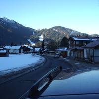 Ich kam vom Wellenberg und da stand ein verdächtiges Auto.