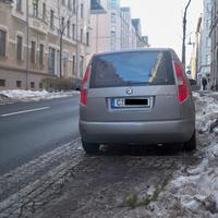 Lediglich 1 Taxifahrer konnte während meiner Anwesenheit noch rechtzeitig bremsen, das aber auch nur, weil er mich am Fahrzeug stehen und vermutlich auch das Messgerät sah. Vielen Grüße an den Messbeamten!