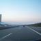 Anfahrt auf der A72 Richtung Leipzig, kurz nach der Abfahrt Hartmannsdorf. Seit kurzer Zeit gibt es hier ein Tempolimit von 100 km/h (ich vermute durch die Schäden durch Frost im Dezember), was nach einer neuen Messstelle schreit.