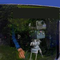 """Der """"Videomann"""" bei der Arbeit am LEIVTEC XV 2..."""