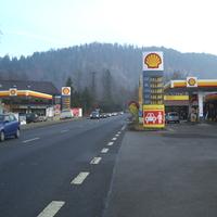 Anfahrt aus GAP in Richtung Murnau/A95. Sehr beliebt ist die Meßstelle. Nur die LEIVTEC steht hier zum ersten Mal.