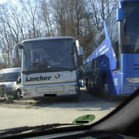 Manchmal wird auch ca. 50m weiter gemessen (Direkt am Busunternehmen) Messbus steht direkt hinter der Fotoanlage!