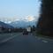 Wieder mal die VPI WM mit dem PSS auf Kundenfang. Anfahrt aus Oberau Richtung GAP. Hier am Ortsende von Oberau.