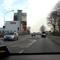 Blick in die Geninerstrasse... von der A 20 kommend...