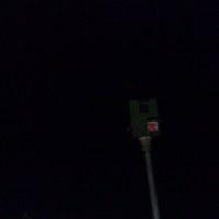 Blitzer bei Nacht, Attrappe!