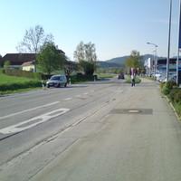 silberner Peugoet, Kennzeichen EBE-YK 53