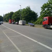 Passat und Tiguan der Stadt Kiel hatten heute morgen mal wieder Auslauf und durften mal wieder in wenig wegelagern ;-)