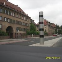 Richtung zur Berliner Straße
