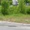 Blitz und Kamera in Fahrtrichtung Ahlbeck, Grenze.