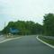 """Autobahnausfahrt Forchheim-Süd von Nürnberg/Erlangen her kommend. Aufgrund von """"Straßenschäden""""...  gilt im Teilstück vorher bereits ein temporäres Limit von 100 km/h."""