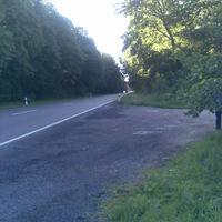 Aus Ri. Friesack kommend in Richtung Nauen für PKW 80km/h und LKW über 7,5t ZGG 60km/h.