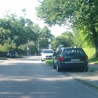 Starnberg verpflichtet - die VPI FFB rückt mit einem Audi A6 als Messfahrzeug an...
