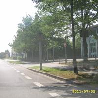 Richtung Autobahn / stadtauswärts