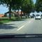 Anfahrt aus Richtung Murnau nach Weilheim. Nanu,den kenn ich doch?