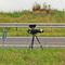 """Detailaufnahme des Messgerätes. Zusammen mit dem auch in Deutschland eingesetzten VR 6F wurde hier für Beweisfotos die digitale """"SmartCamera"""" verwendet."""