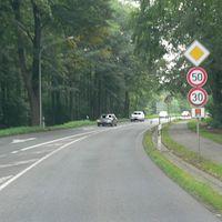 Anfahrt von A61-Dülken