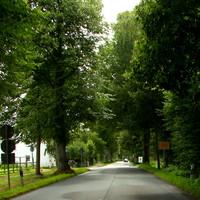 Anfahransicht Ortseingang Krummesse von Lübeck kommend.