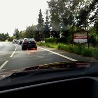 Fahrrichtung: Lämmerspiel in Richtung Obertshausen. Der Blitzer ist schwenkbar!