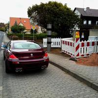 Bild in Fahrtrichtung Fulda -> Lauterbach
