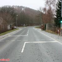 Geblitzt hat die Firma GKVS - Gesellschaft für kommunale Verkehrssicherheit mbH -> im Auftrag der KVÜ Fichtelgebirge <- in Bad Berneck auf der B2 - Bayreutherstraße, in Fahrtrichtung Bayreuth.