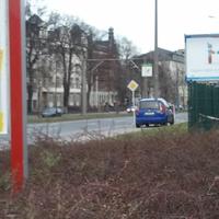 Altbekannte Stelle! Zwickauer Straße stadtwärts Höhe Subway