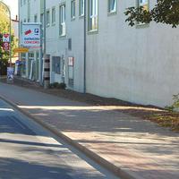 Ende September 2011 wurde der störende Bewuchs entfernt, damit die Anlage jetzt ungehindert messen kann.