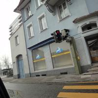 Blitzer auf Seite Luzernstrasse West (Nahansicht)
