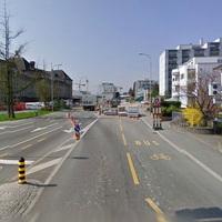 Blitzer auf Fahrbahn Solothurnerstrasse Richtung Wangen bei Olten