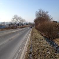 Ihringshäuser Straße, Richtung Vellmar.