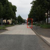 Richtung Schiersteiner Str.