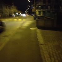 Mobiler Blitzer auf der Fahrbahn Richtung Murgenthal/Langenthal (Anfahrtsansicht)(Sorry für die schlechte Aufnahme..)
